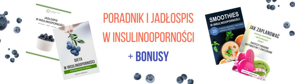 jadłospis w insulinooporności