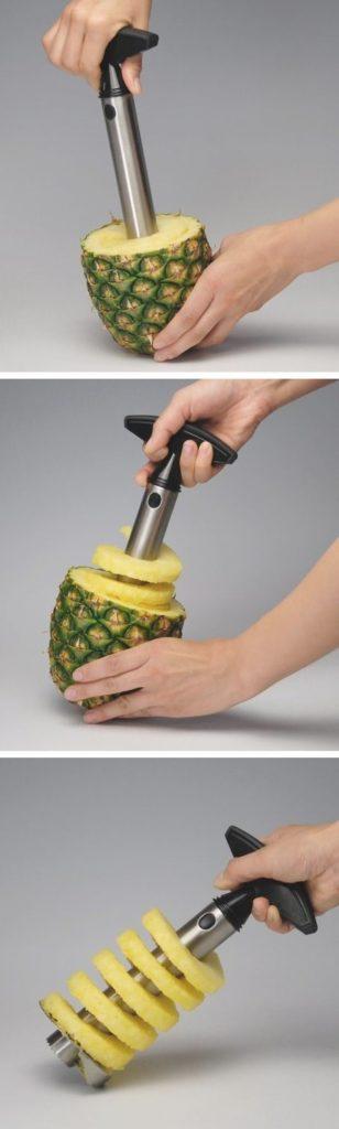 wykrawacz do ananasa