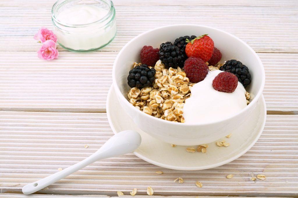 probiotyki źródła dieta