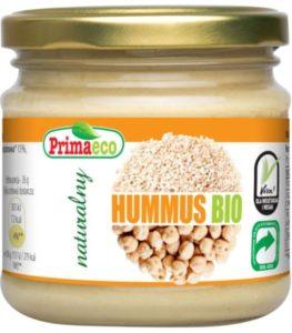 hummus naturalny primaeco