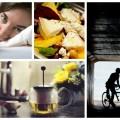 jedzenie i ruch