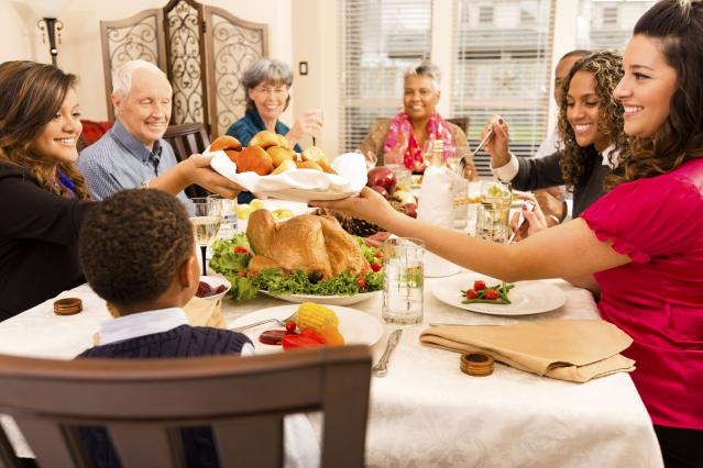 rodzinny stół