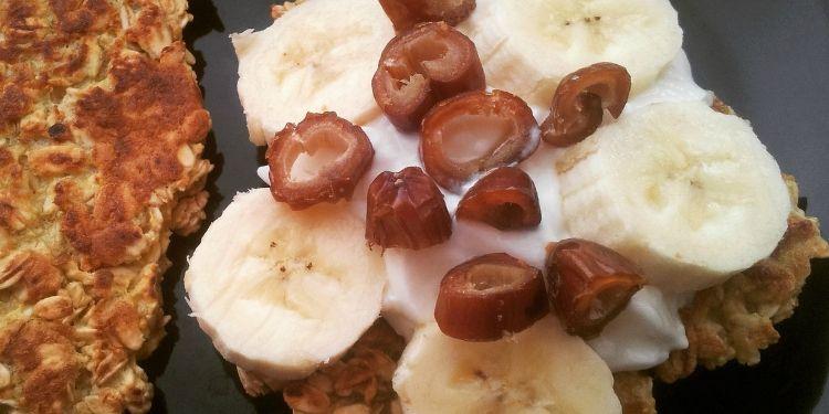 placuszki owsiano-amarantusowe