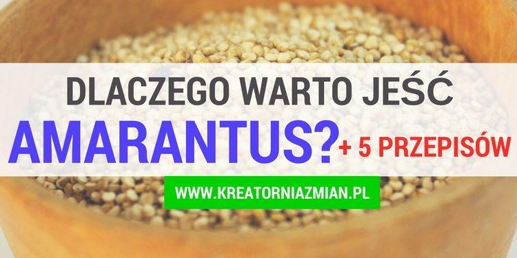 amarantus dieta