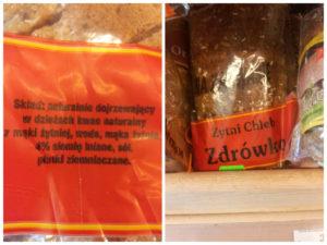chleb zdrowko