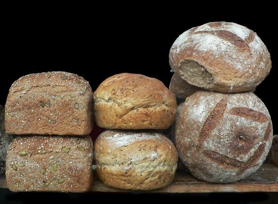 chleby ciemne