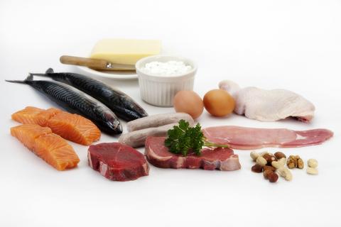 Meat, fish, eggs & chicken