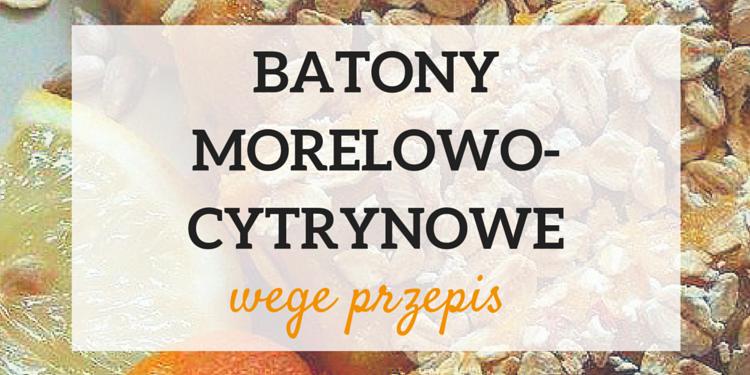 batony morelowe row food