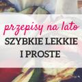 SZYBKI PRZEPIS