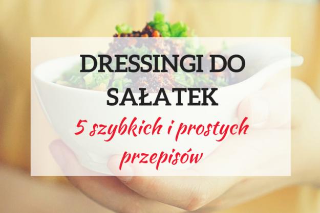 dressing do sałatki przepis