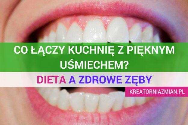 dieta a zdrowe zęby