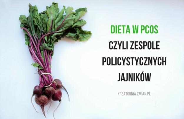 DIETA W PCOS