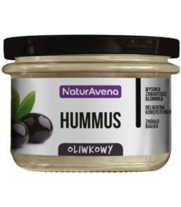 hummus oliwkowy