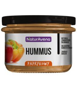 hummus paprykowy