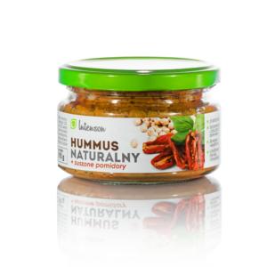 intenson hummus zpomidorami