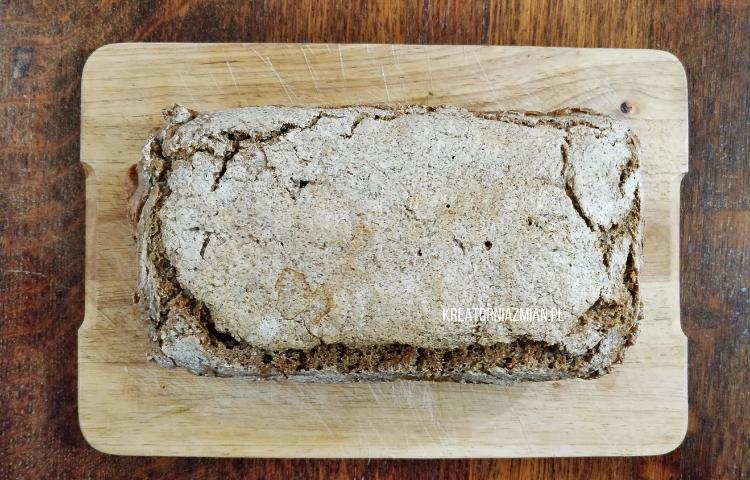chleb żytnio-gryczany