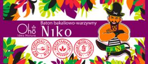 Baton Bakaliowo-warzywny Niko
