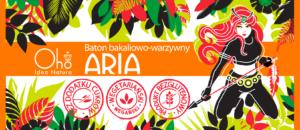 Baton bakaliowo-warzywny Aria