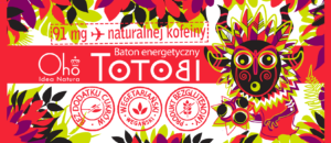Baton energetyczny Totobi
