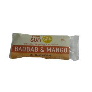 Lavica Gourmet Baton Baobab & Mango