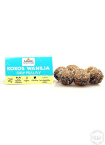 Praliny Kokos Wanilia