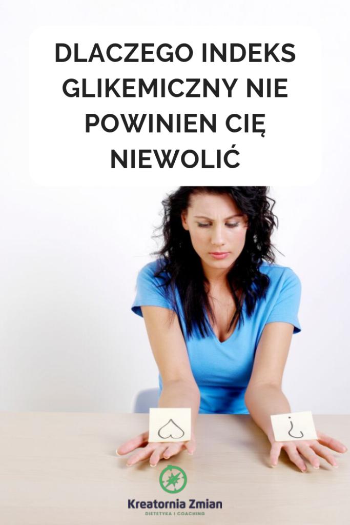 dlaczego indeks glikemiczny toniewszystko