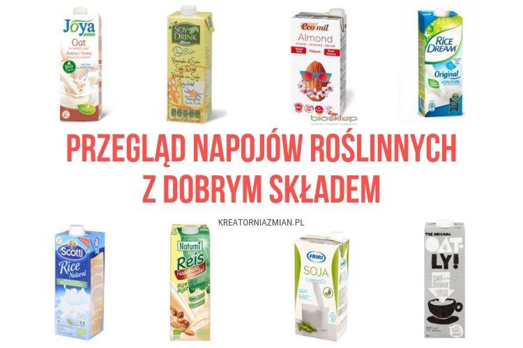 mleka roslinne